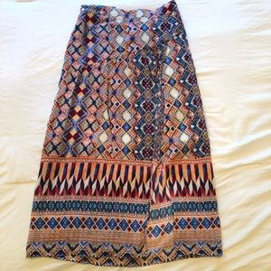 Anthropologie HD in Paris Olympia Midi Skirt